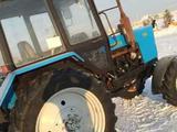 Трактор мтз 82. 1, с куном